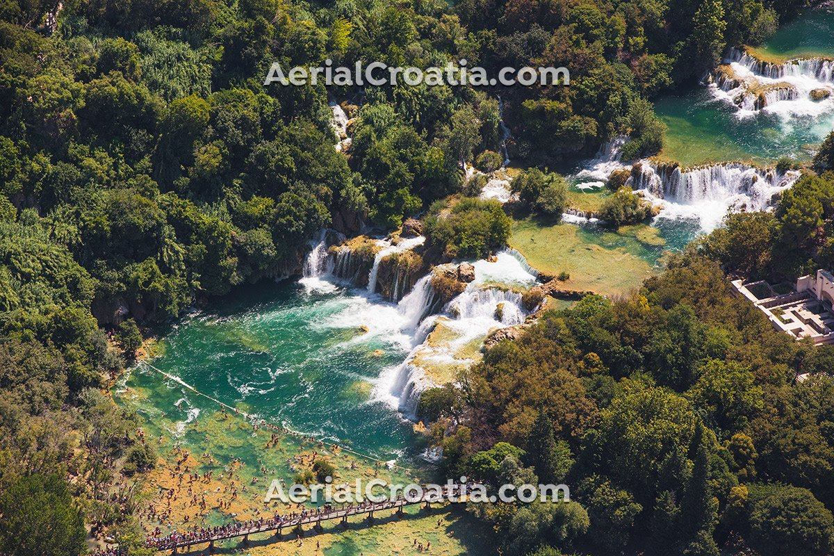 Krka, National parks