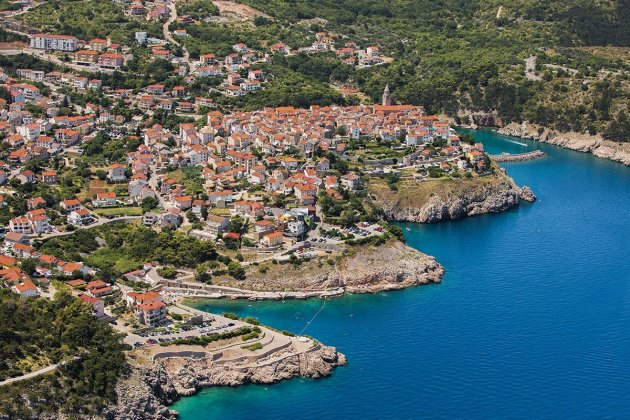 Vrbnik, The island of Krk